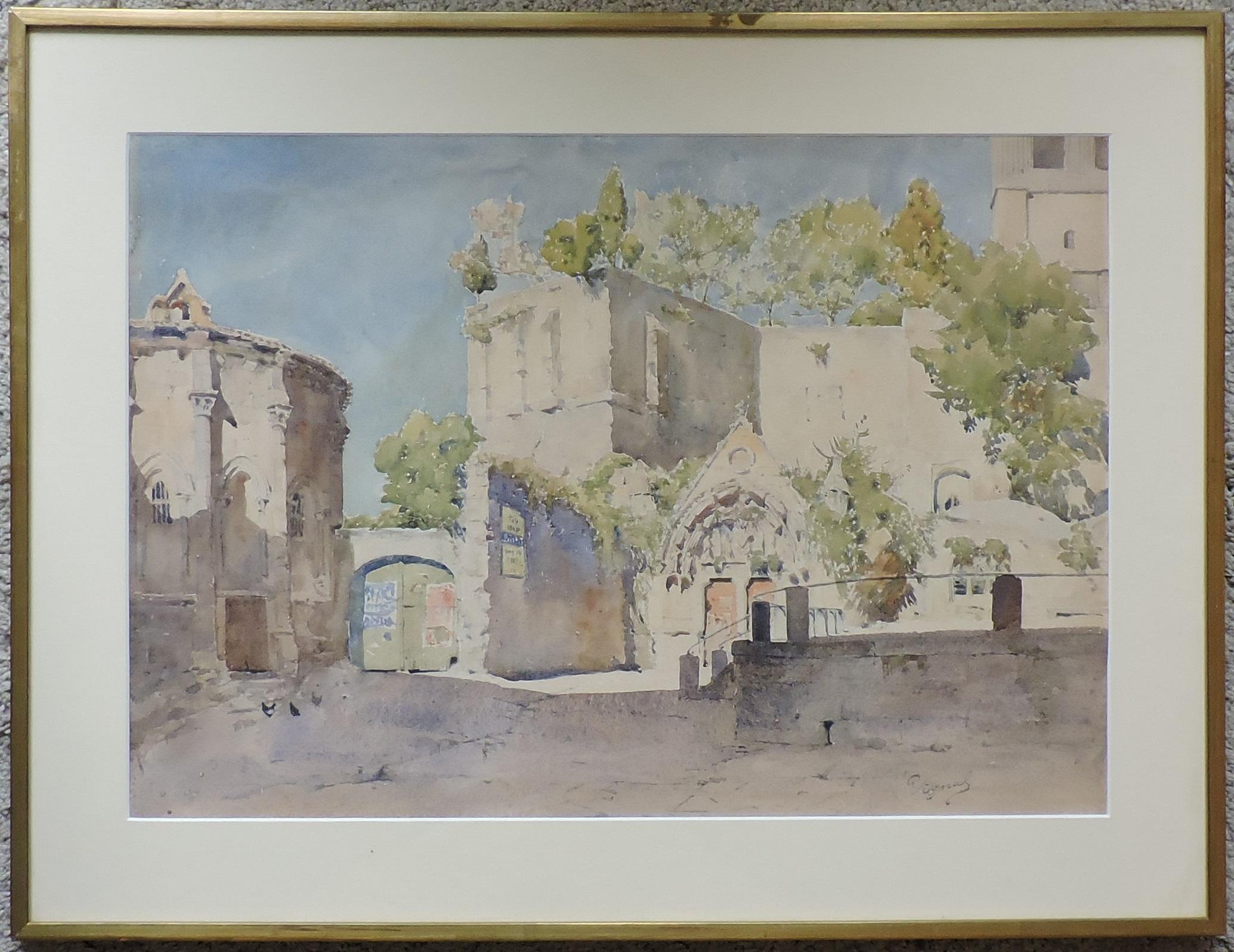 Saint-Emilion – Pierre Vignal