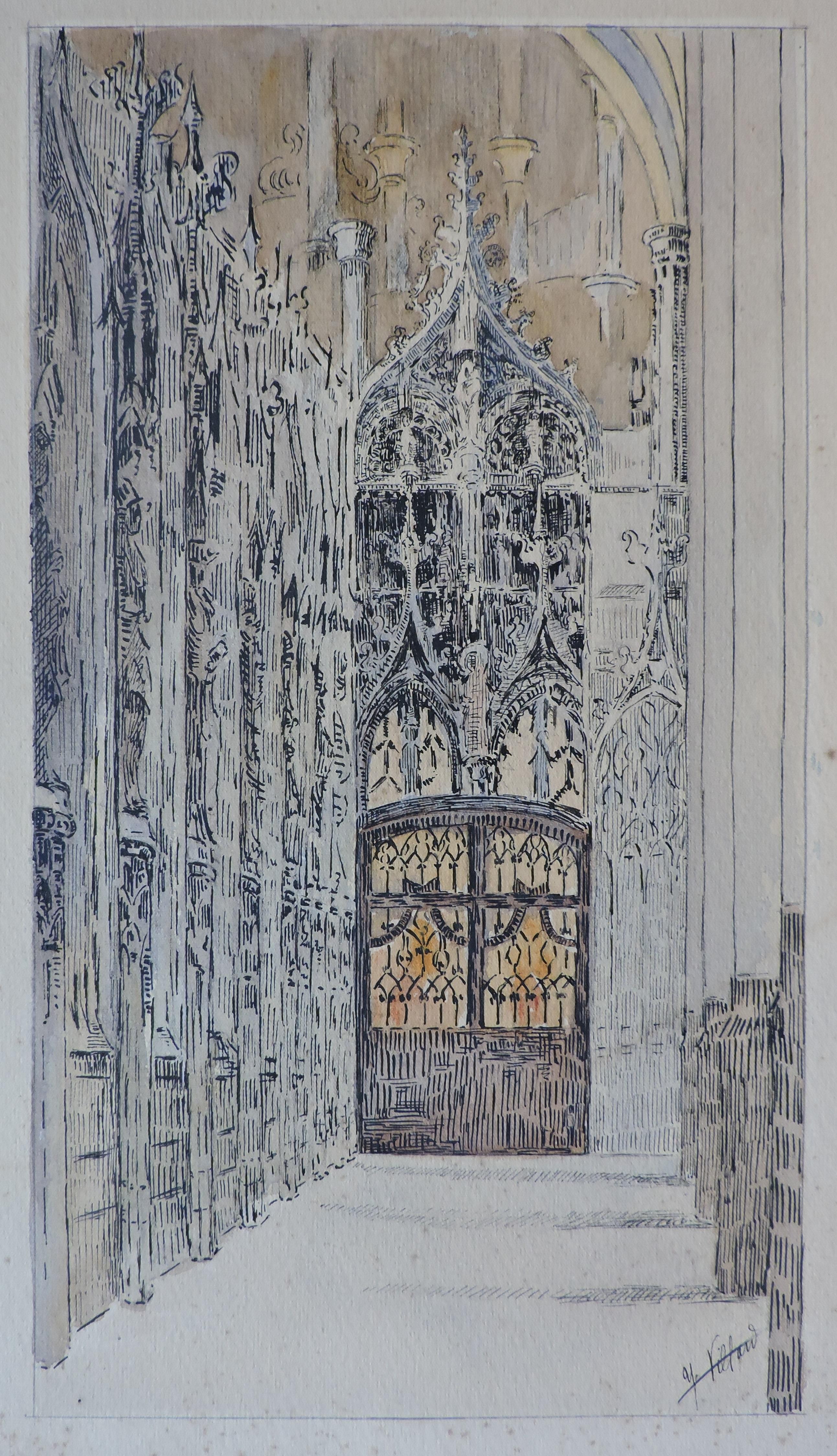 Albi – Cathédrale Sainte-Cécile