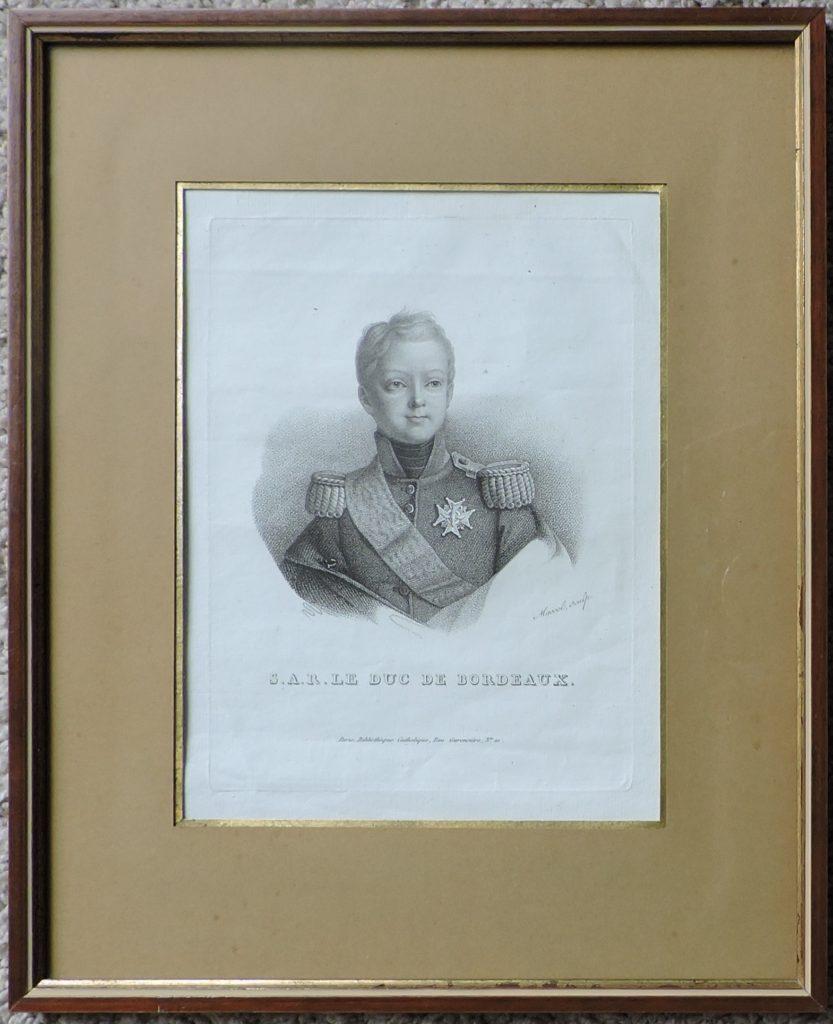 Duc de Bordeaux