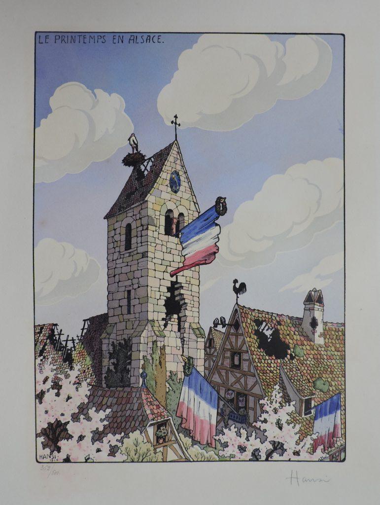 Alsace – Hansi