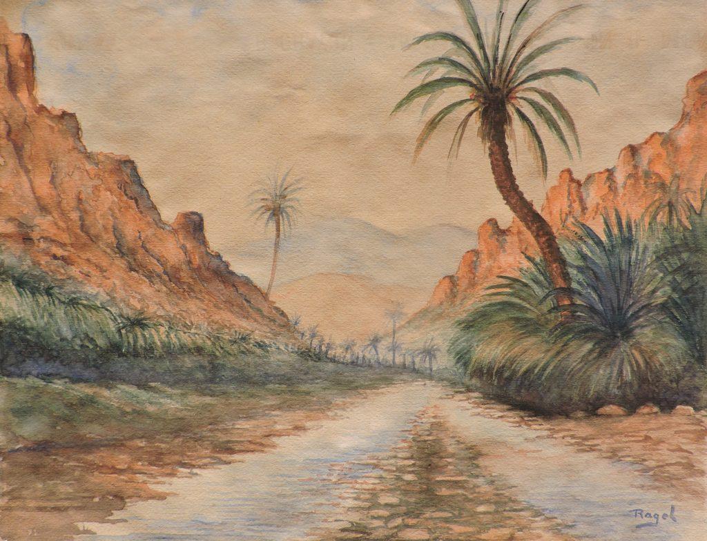 Gorges d'El Kantara
