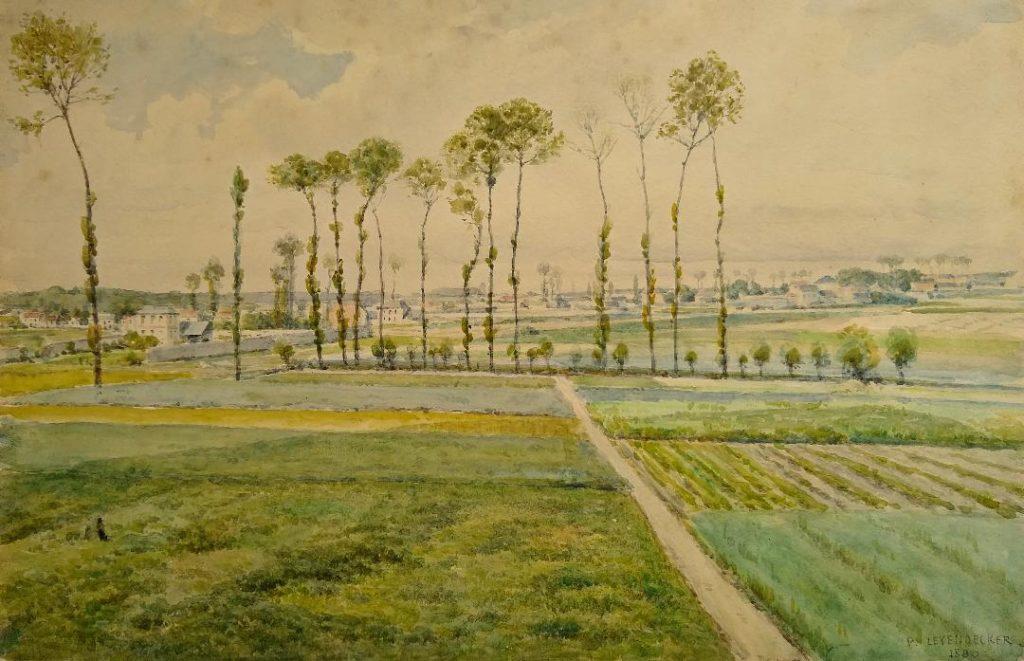 Le Chesnay – Paul Leyendecker