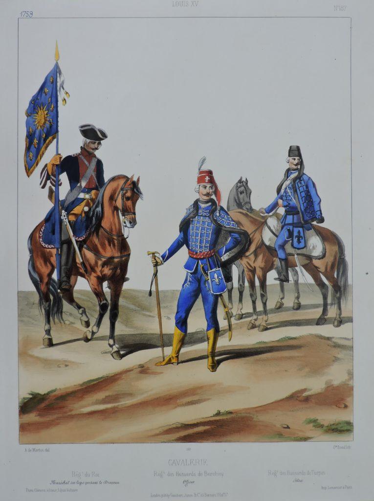 Hussard de Bercheny