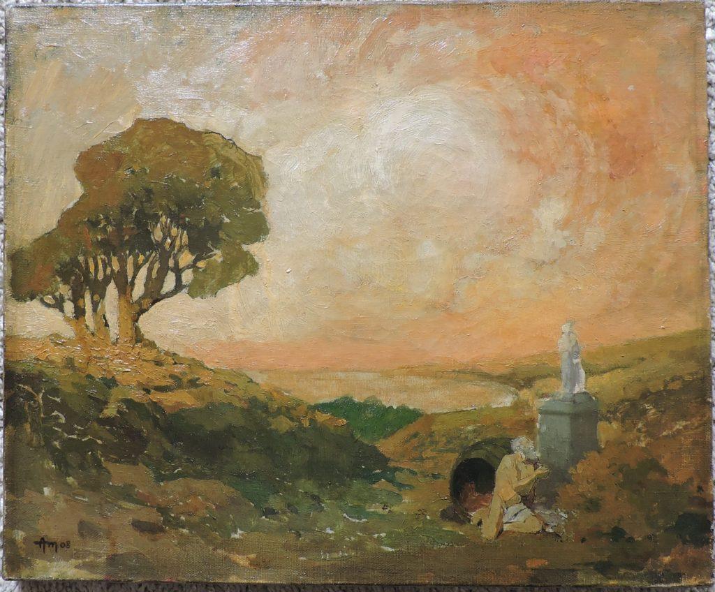 Diogène – André Milaire