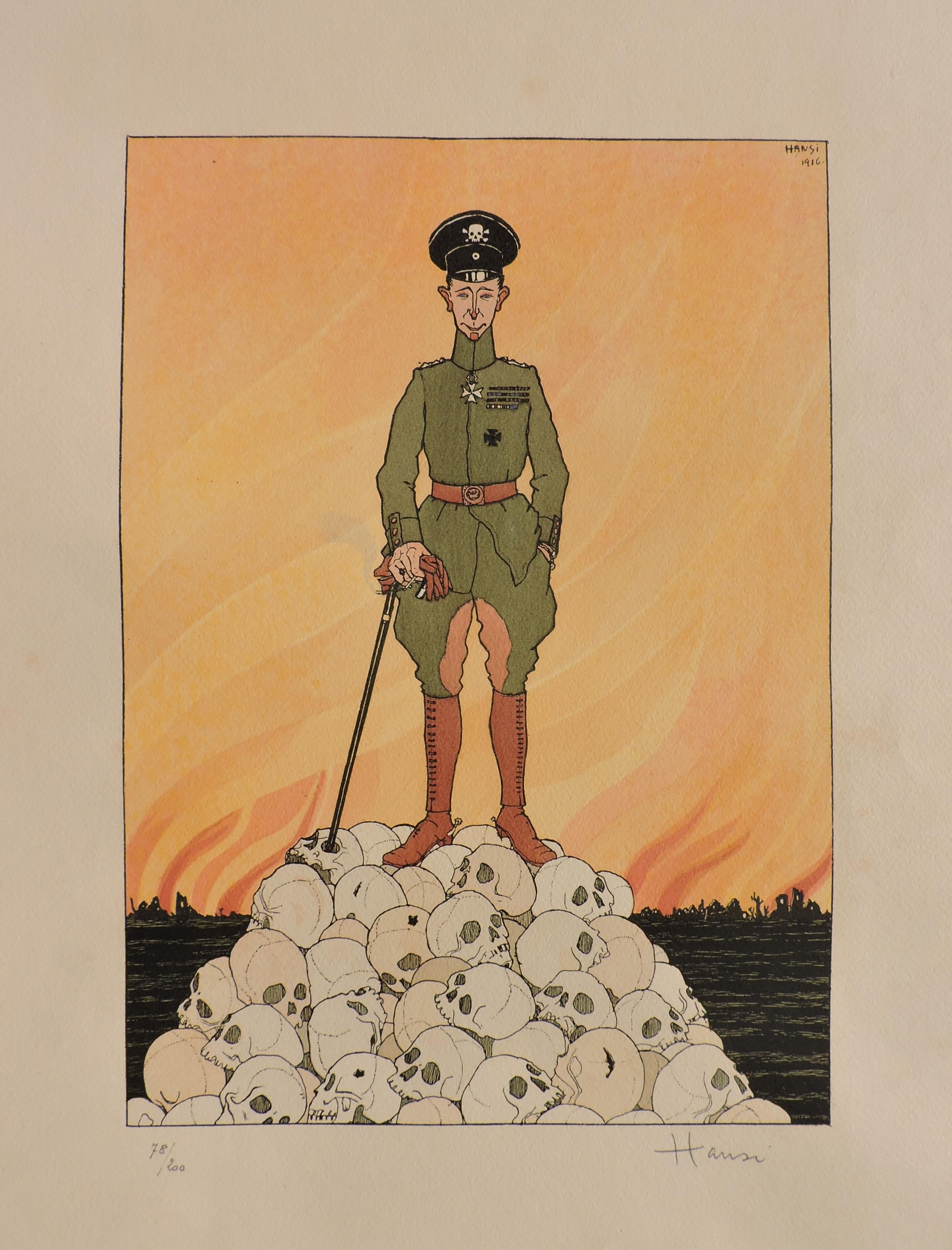 Première Guerre – Hansi